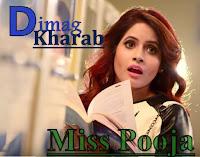 Dimaag Khraab Lyrics Miss Pooja Latest Punjabi Song 2016