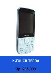 Daftar HP Murah K-Touch Terra - wedhanguwuh.com