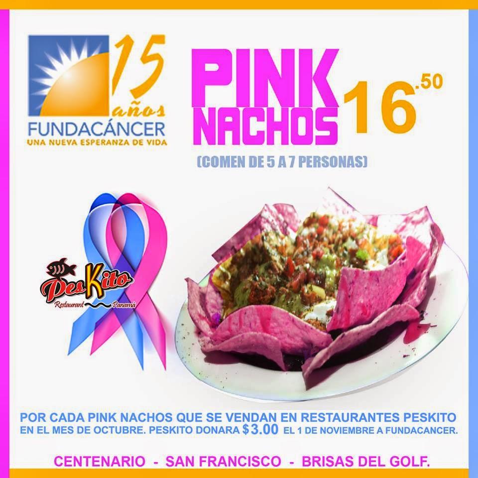Pink Nachos - Peskito