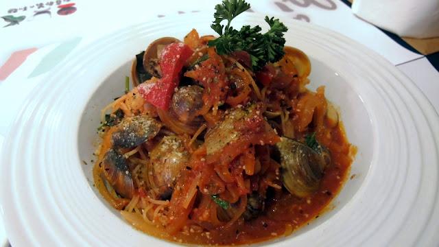 吃完結論如店名: 我喜歡義大利麵~-我喜歡義大利麵2012/08/25