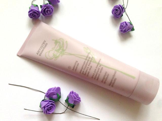 ARTISTRY essentials Пенка для очищения нормальной и жирной кожи от Amway. Отзыв