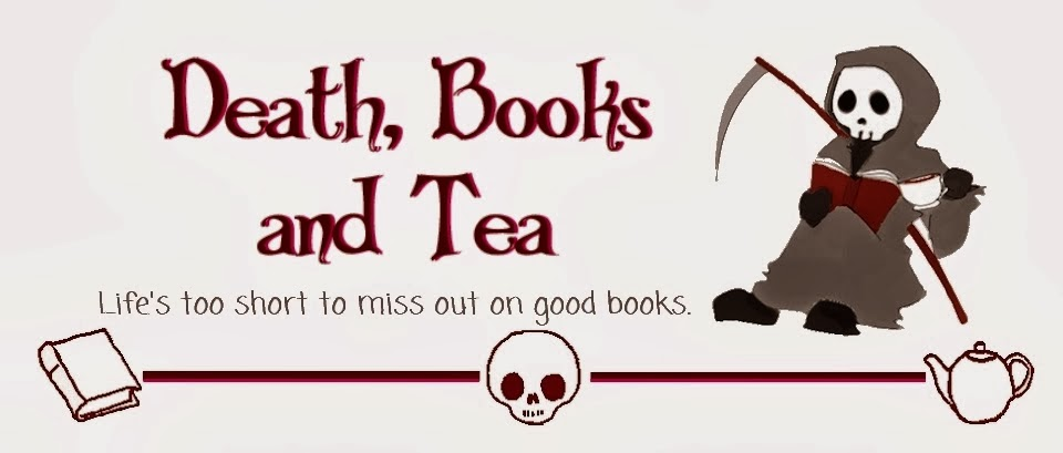 Death Books and Tea