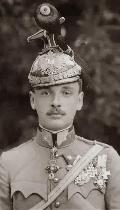 Max de Habsbourg-Lorraine, archiduc d'Autriche