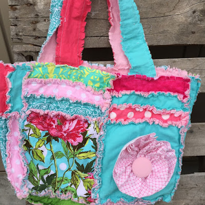diaper bag, tote, DIY tote