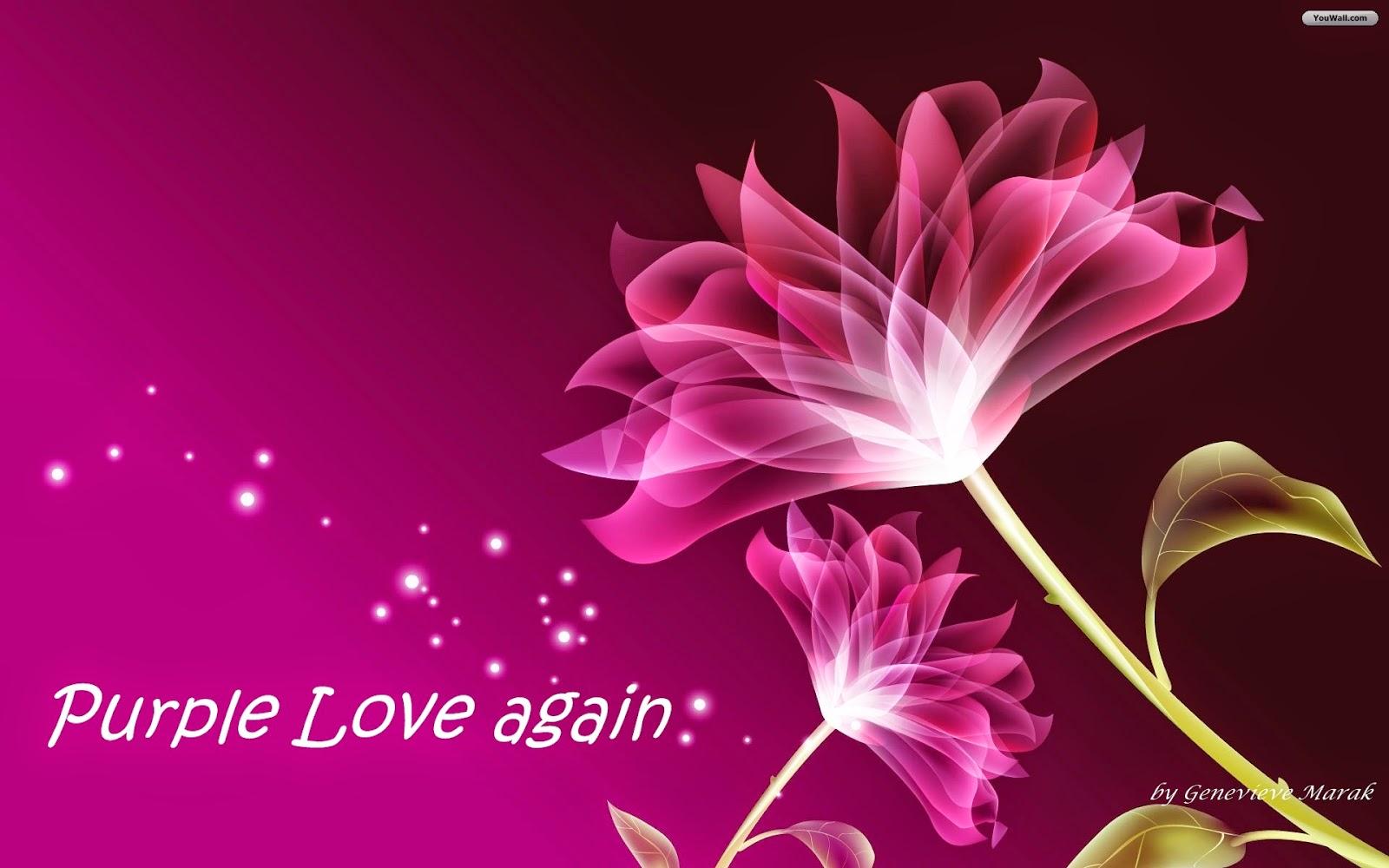color me bold purple love again