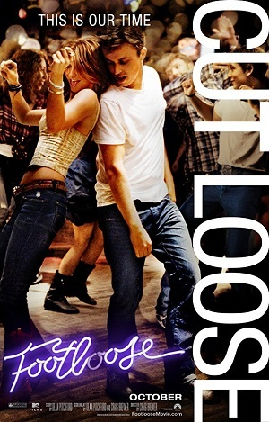 Footloose - Ritmo Contagiante Filmes Torrent Download capa