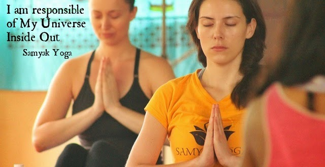 blog on Yoga, Yoga Blog India, article on being humble, Yoga article on Karma.