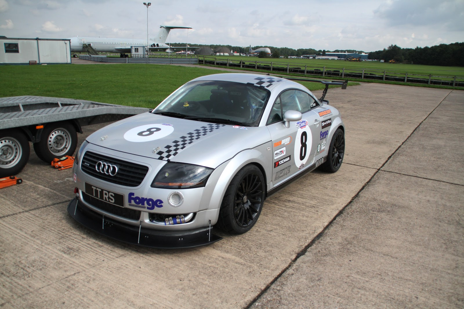 Audi TT Race Car Project: TT Testing..