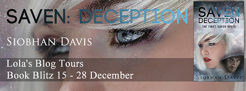 Book Blitz: Saven Deception by Siobhan Davis