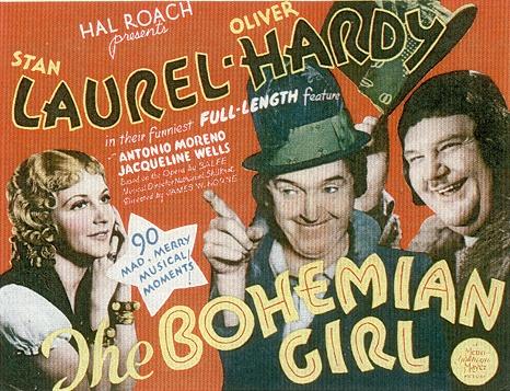 Risultati immagini per la ragazza di boemia film 1936