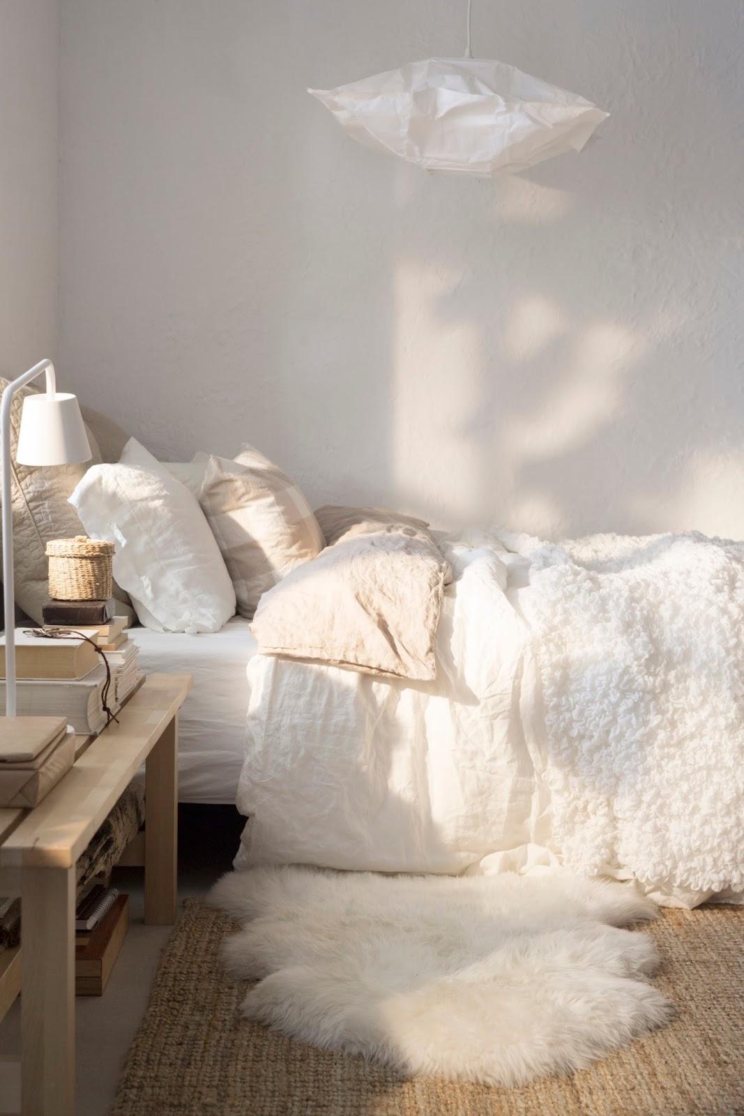 Noix de cocoon: Sélection déco #2 : une chambre cosy