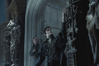 dark shadows-jackie earle haley-johnny depp