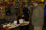 1st Book Signing 2008