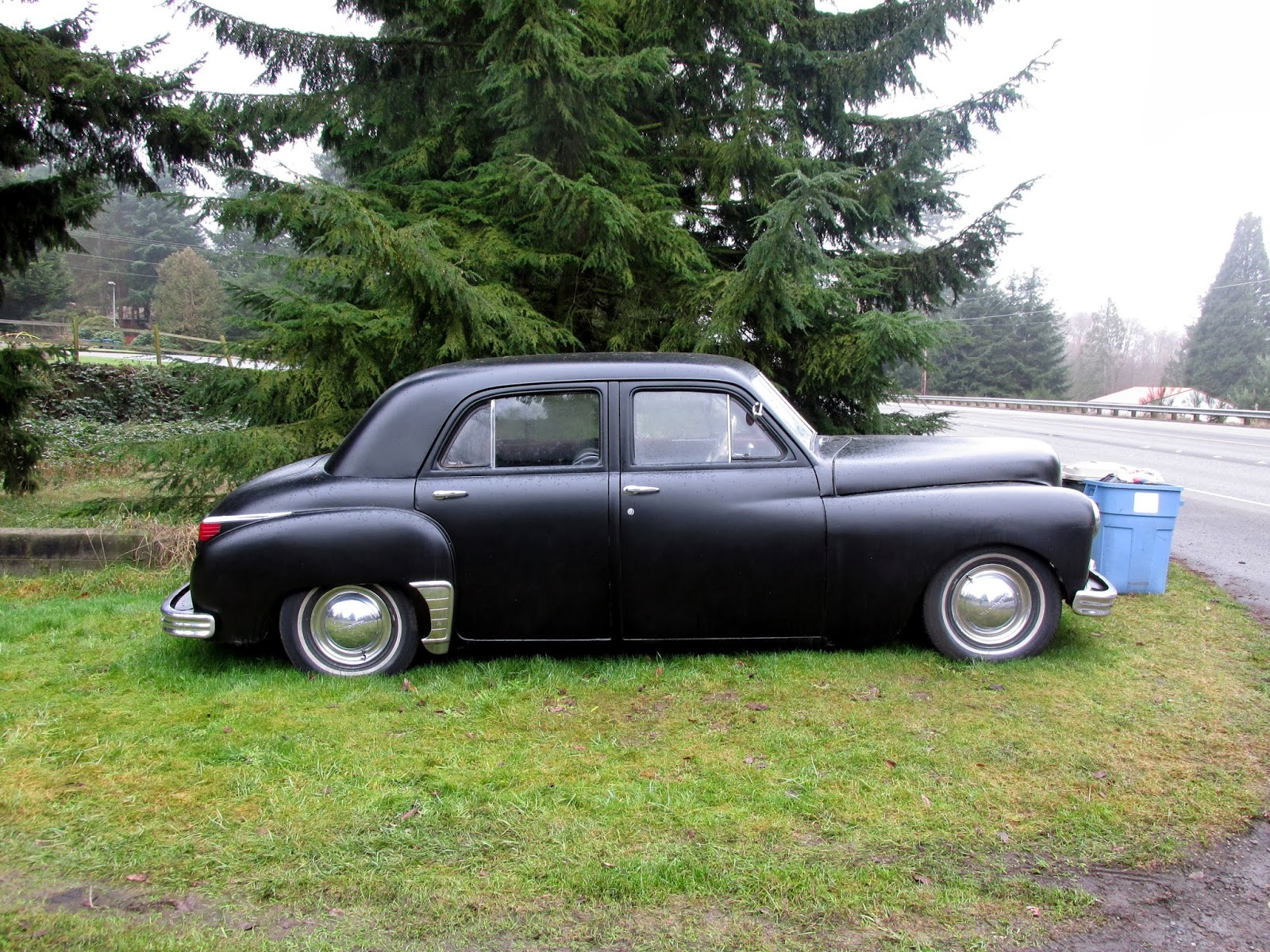 Seattle 39 s classics 1949 plymouth special deluxe sedan for 1949 plymouth 4 door sedan