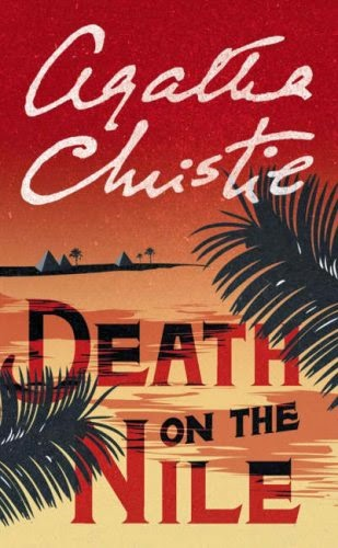 Book cover of Death on the Nile by Agatha Christie