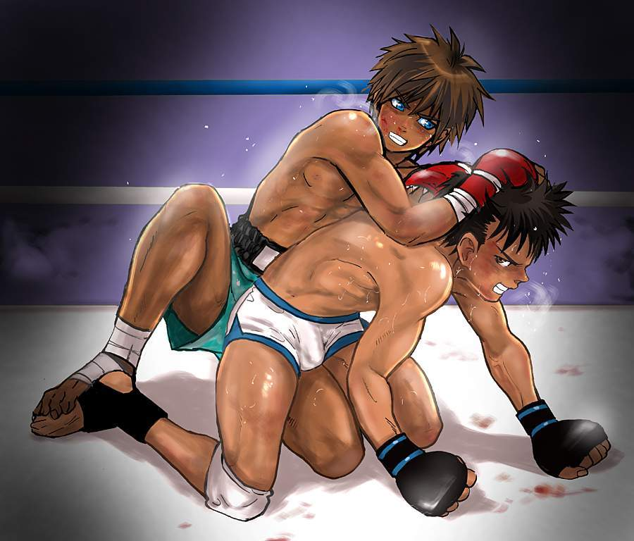 Gay Hentai Boxing - Sex Porn Images