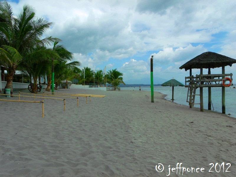 Bisayang Manlalakbay Around The Philippines Bataan White Corals Beach Resort Hotel In Morong