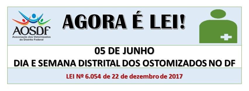AOSDF - Associação dos Ostomizados do Distrito Federal
