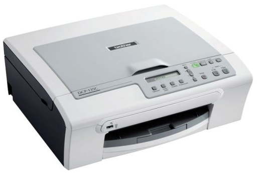 Brother DCP-135C driver download free