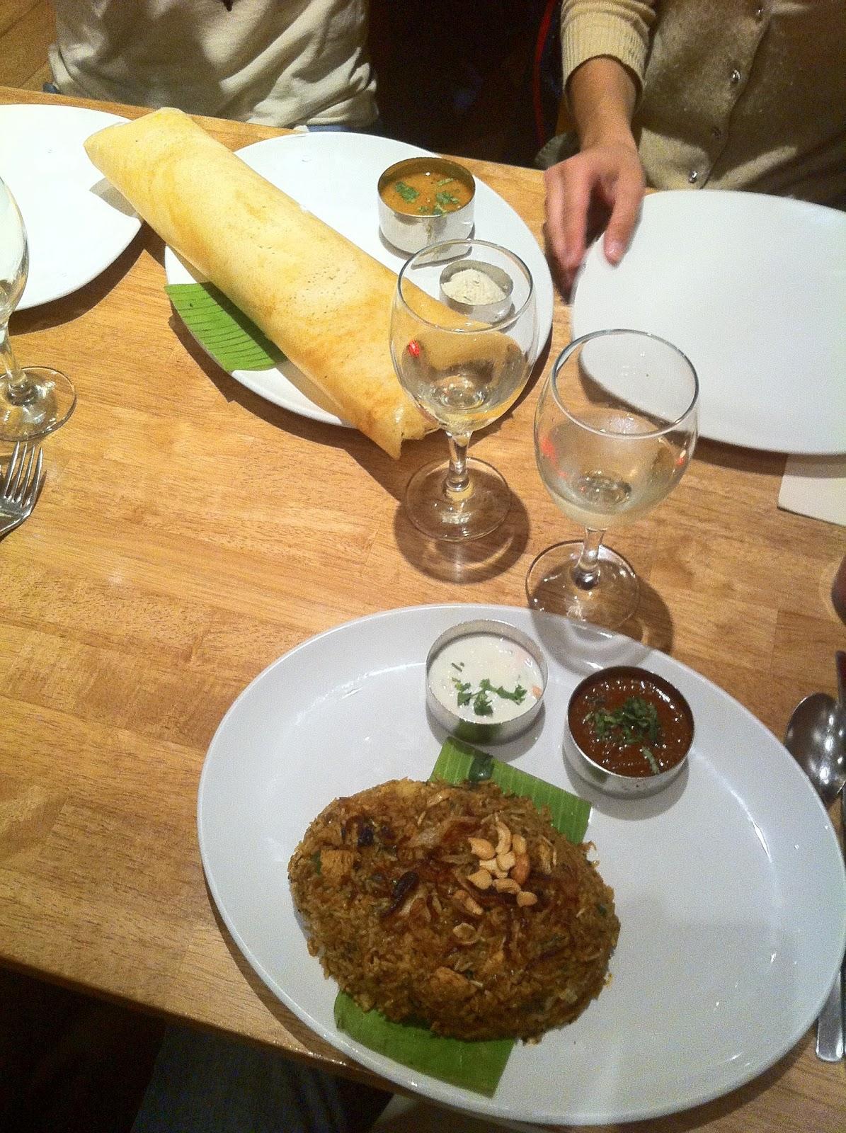 Du beau du bon arriv e londres - Bon restaurant indien londres ...