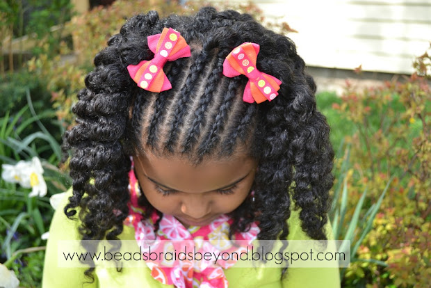 easter hairstyles little girls
