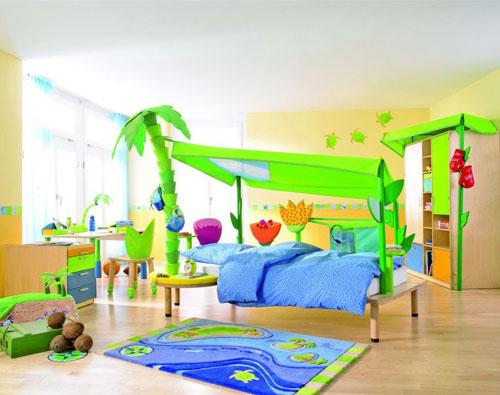 Fotos de camas infantiles originales y divertidas ideas - Camas divertidas para ninos ...