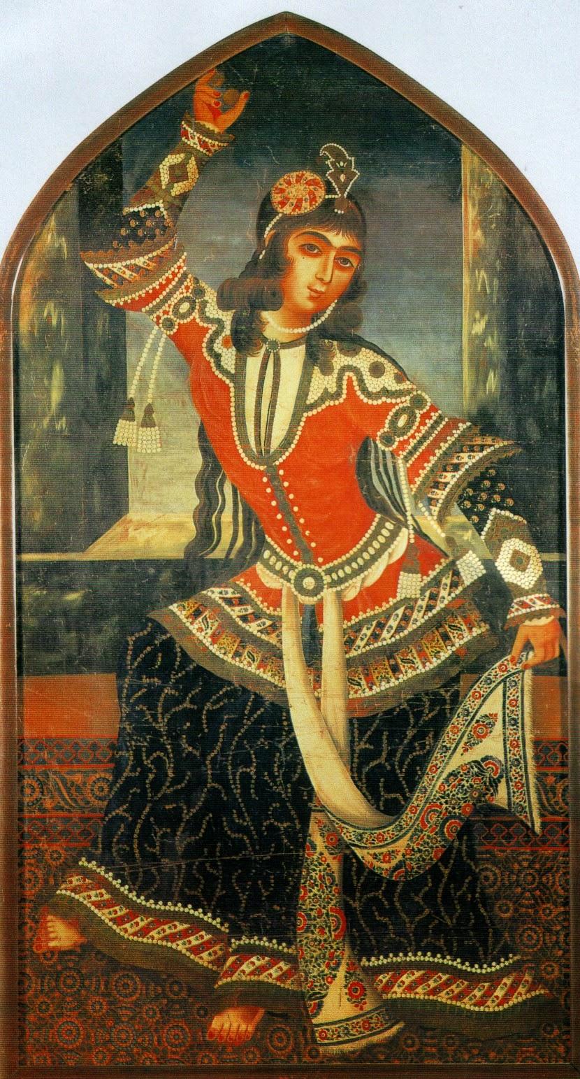 danza Iraniana