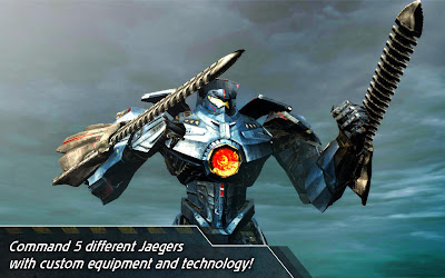 Pacific Rim android game
