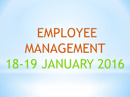 1. Employee Management