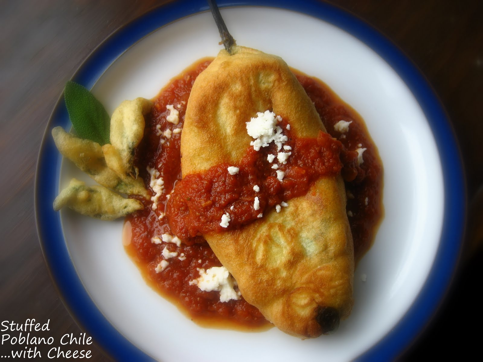 Chile Rellenos (Mexican Stuffed Peppers) Recipes — Dishmaps