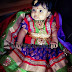 Gorgeous Baby in Benaras Work Lehenga