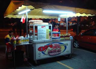 Jana Pendapatan Dengan Bisnes Burger