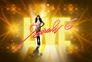 SARAH G. LIVE - SEPT. 23, 2012.