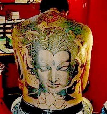 Buddha Tattoo Art