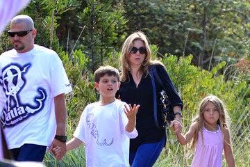 Brandi Passante y su familia