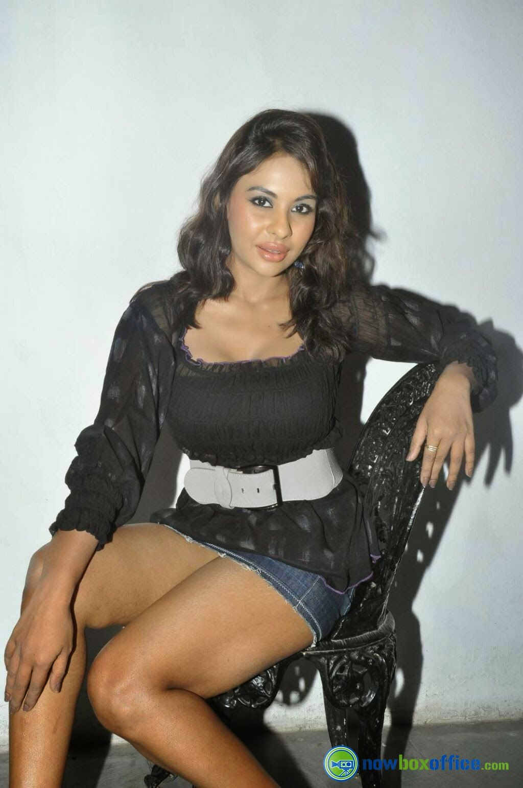 Srilekha Reddy wide legs