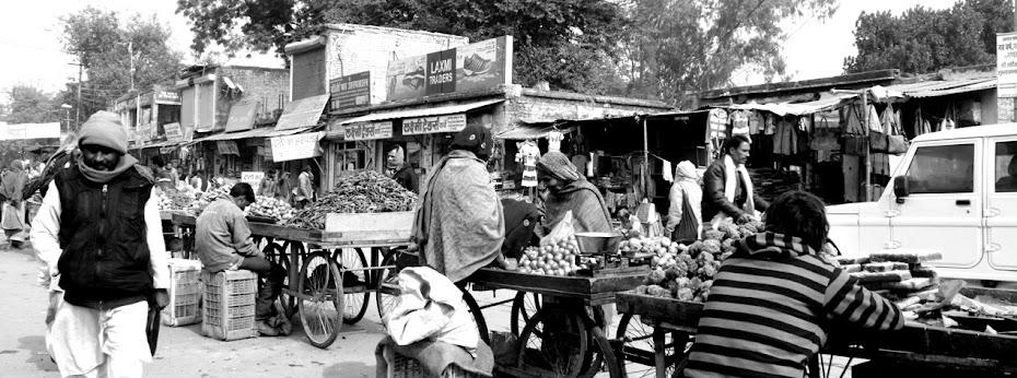 the bazaars of bundelkhand