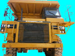 STOCK DUMPER EXTRAVIAL CAT 773B