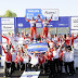 WRC: Loeb consiguió su 7º triunfo consecutivo en Argentina