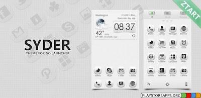 Syder GO Launcher EX Theme