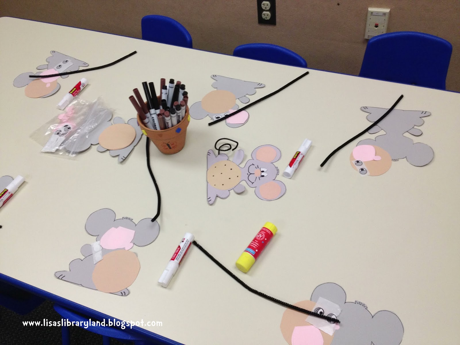 libraryland play to learn if you give a mouse a cookie