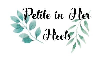 Petite in Her Heels