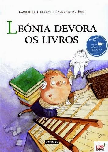 Leónia devora os livros