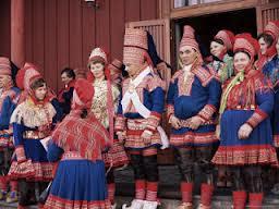 Lapp dancers