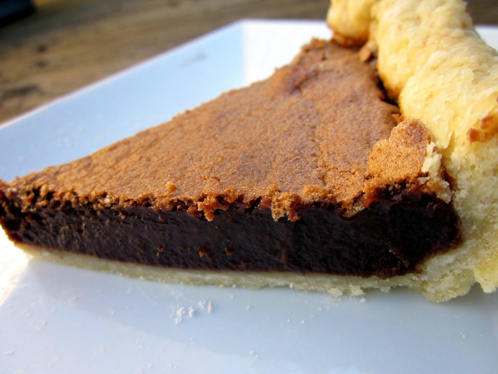 Chocolate Chess Pie Recipes — Dishmaps