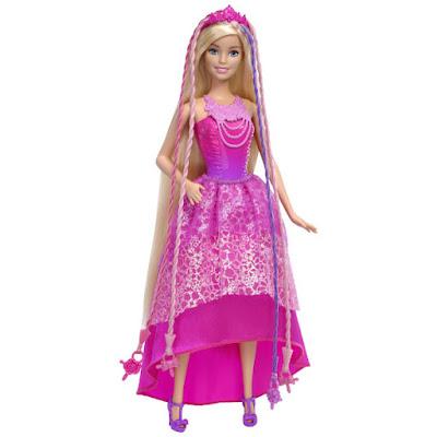 TOYS : JUGUETES - BARBIE : Endless Hair Kingdom  Snap 'n Style Princess | Muñeca - Doll  Producto Oficial 2015 | Mattel DKB62 | A partir de 3 años  Comprar en Amazon España & buy Amazon USA