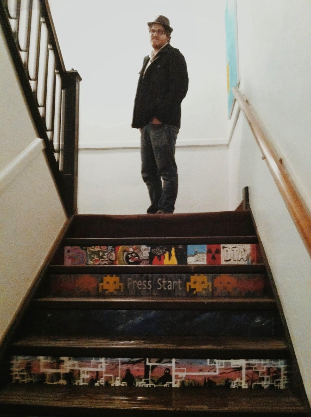 stairs patterns fun