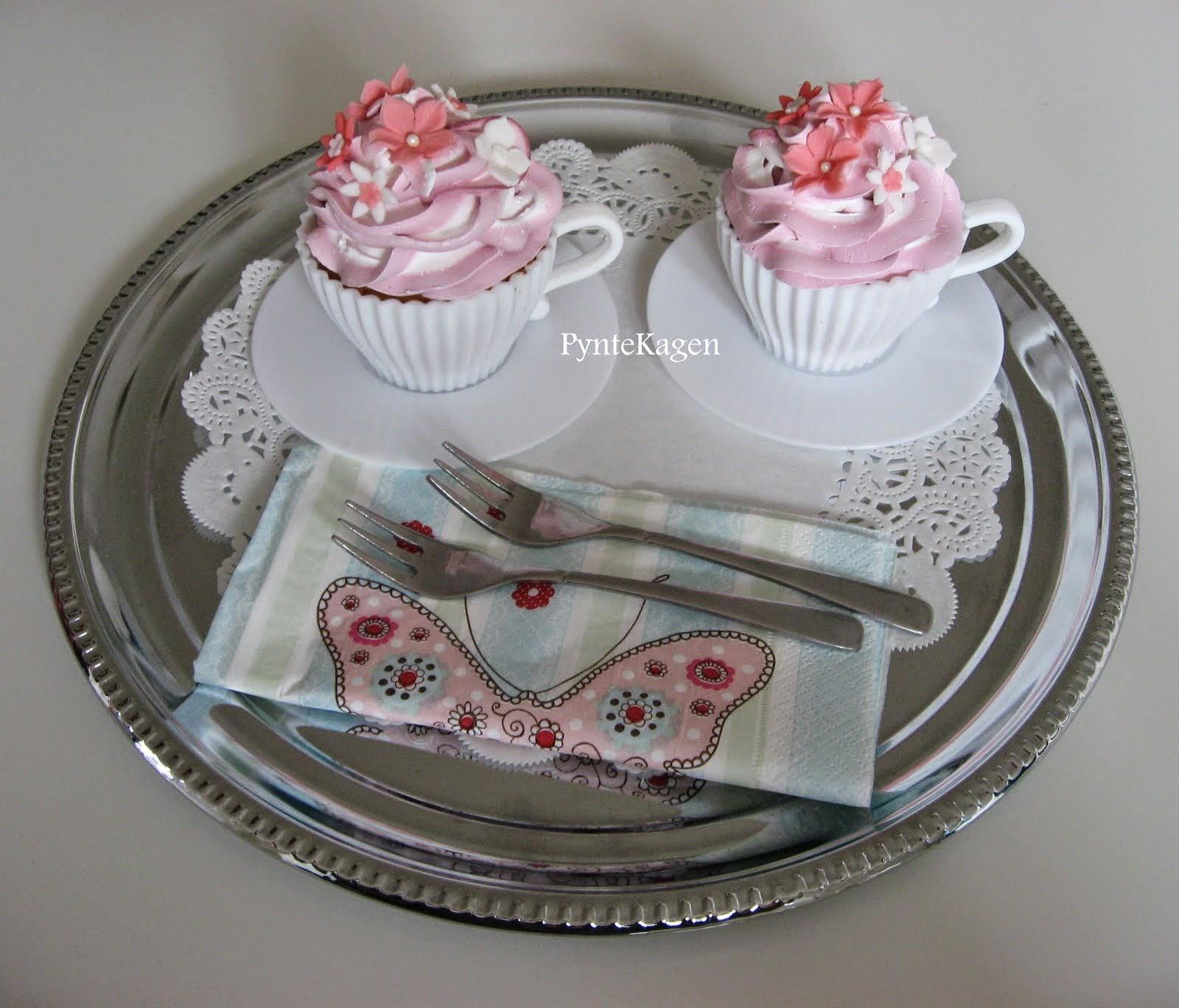 Sommercupcakes
