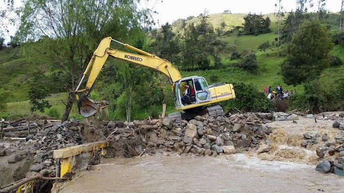 Por lo menos otros 20 días seguirá cerrada la Troncal del Norte en Chitagá