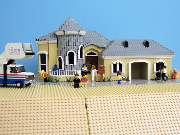 Please build a Lego replica of the mansion from Silver Spoons next, unemployed somebody with shitloads of both Lego bricks and time on his hands!